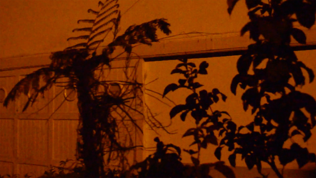 still of the video lannuit, HD clor, mute, 5.28min
