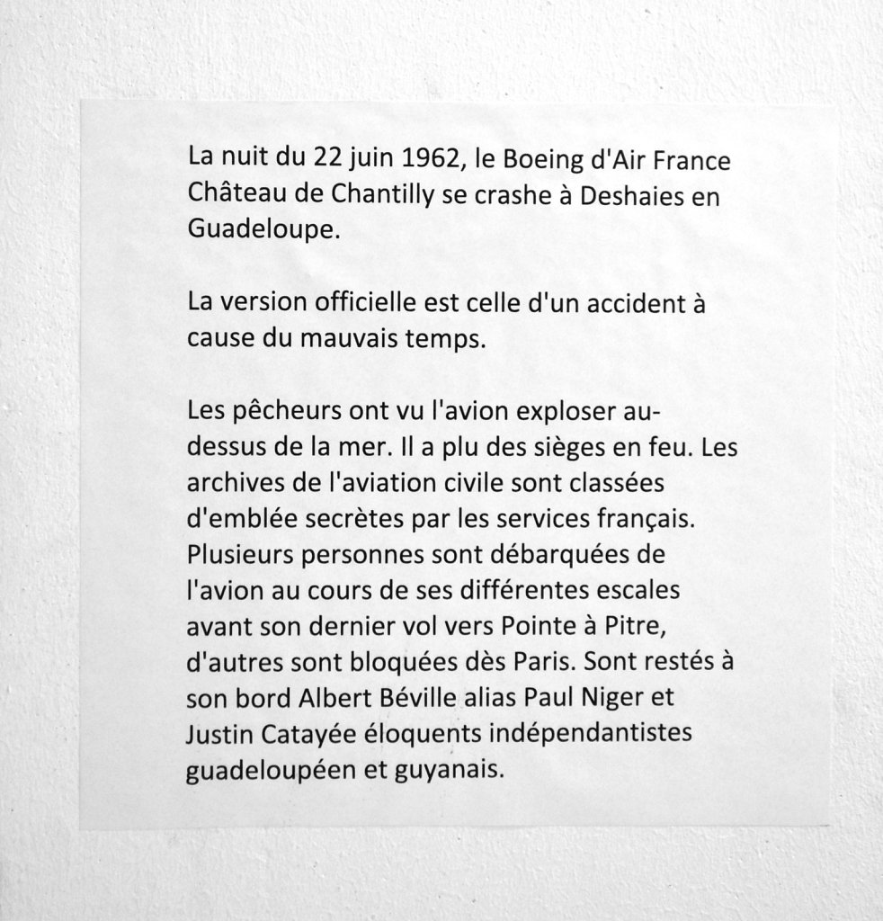 detail, the unity is submarine, solo show, Galerie G, Lagarde France, 2015